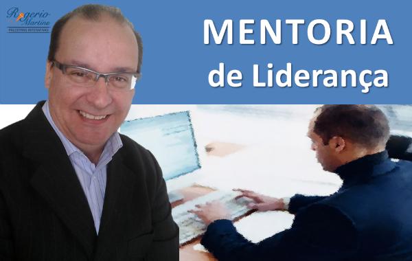 Mentoria de Liderança com Rogerio Martins